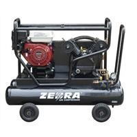 Gasoline Engine Power Air Compressor