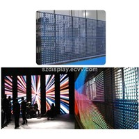 Led Stage Background Displays