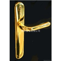 Long Plate Door Handle