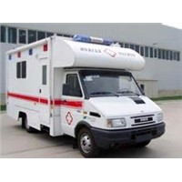 Medical Truck Body