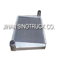 SINOTRUK HOWO Truck INTERCOOLER  WG9725530020