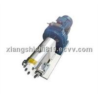 Sanitory lobe rotor pump
