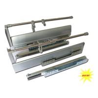 Tandembox drawer system plus air damper
