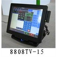 Touch Screen All-in-One PC for POS (8808TV-15)