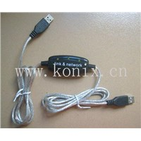 USB 2.0 LINK & NETWORK CABLE