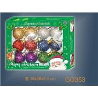 Christmas Plastic Ball
