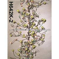 pip berry garland