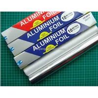 small rolls aluminium foil