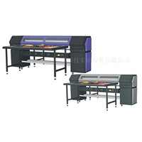 solvent flatbed printer