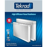 Tekrad Steel Convector Panel Radiators
