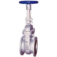 Casting steel gate valve