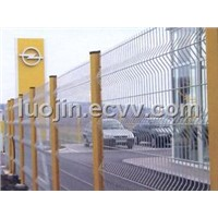 General welded wire fence