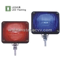 Square Flash Warning Light ()