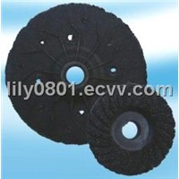Plastic Base Grinding Disc