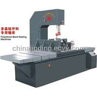 Polysilicon Band Sawing Machine