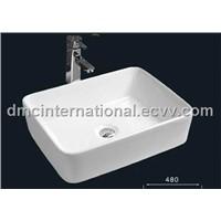 Sanitary Ware - Basin (Art, counter, pedestal basin)