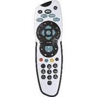 Sky Digibox Universal Remote Control with Playback Buttons (Sky+001)