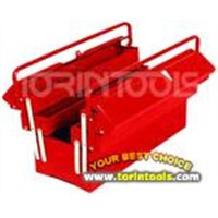 Steel Tool Box with Trays