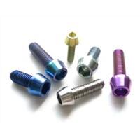 Titanium bolts, Titanium fastener