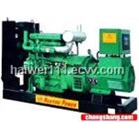 Water cooled diesel genset