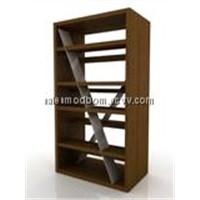 X Shelf Bookshelf