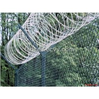 Chain Link Airport Fence