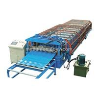 glazed tile forming machine line