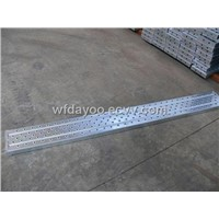 scaffold plank