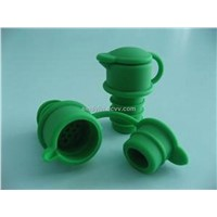 Silicone Bottle Stopper (HB423)