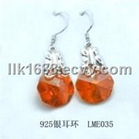 Silver Earring (LME035)