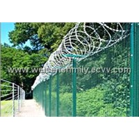 Wire Mesh Fence - Airport Fence