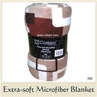 Extra-Soft Microfiber Blanket