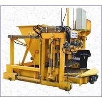 KMS BPM Mobile Concrete Parquet Machine