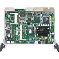 6U CompactPCI Motherboards