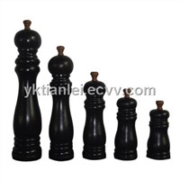 All sizes wooden Pepper Mill