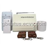Auto Dialed Alarm System