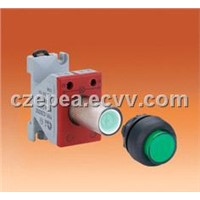 CZ0202 Board front type explosion-proof signal lamp components