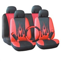 Car Seat Cushion Set