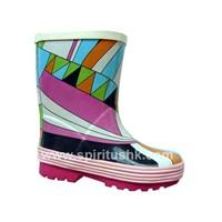 Rubber Rain boots (BT-004)