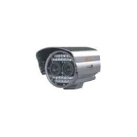 Day/night IR waterproof dual-CCD camera