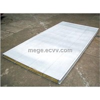 Fiber Cement Rockwool Sandwich Panel