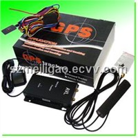 GPRS car tracking system