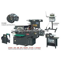 High Speed Automatic Trademark Press (SG-4210A)