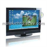 LCD TV with touch screen