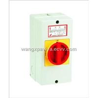 Isolator Switch Box (CE Certificate)