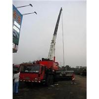 kato 120ton mobile crane  for sale