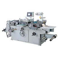 Self Adhesive Paper Die Cutting Machine (MQ-320)
