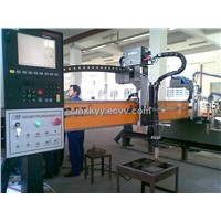 Precision plasma cutting machine