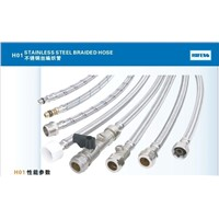 Stainless Steel Braided Hose (H01)