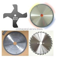 TCT Saw Blade Electroplated Style